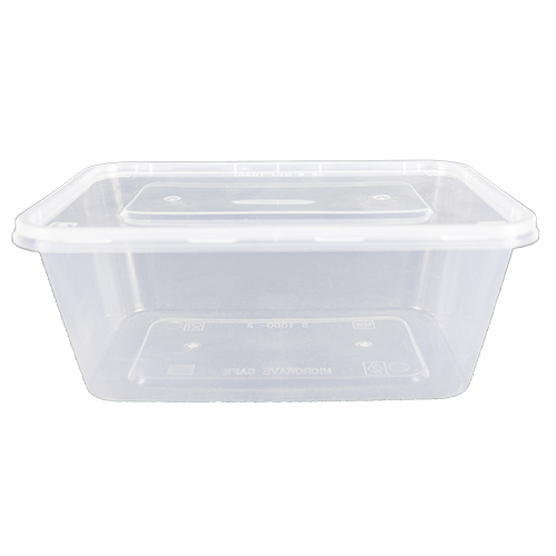 Transparent Series Container