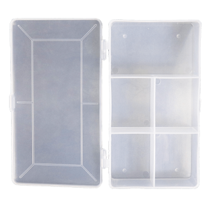 5 Compartment Box (M-5)
